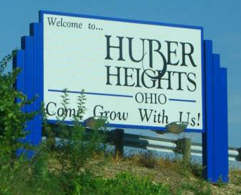 Huber Heights City Government